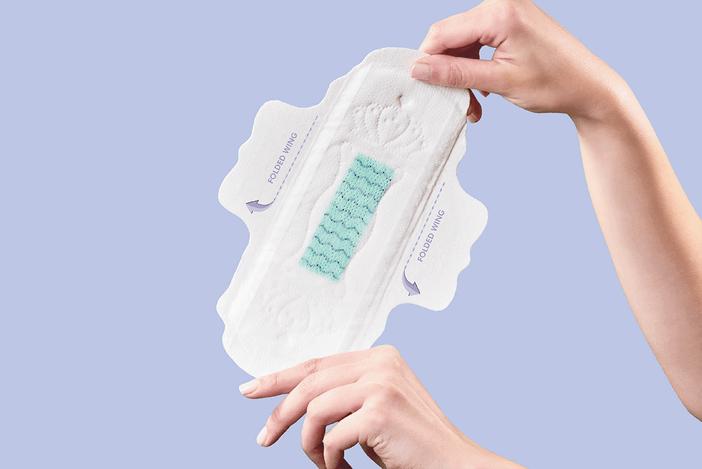 Pectiv Regular Sanitary Pad