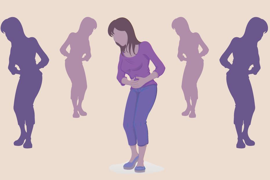 Endometriosis Pain - Symptoms, Causes, Treatment and Remedies