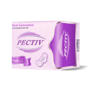 Pectiv - Night Sanitary Pads