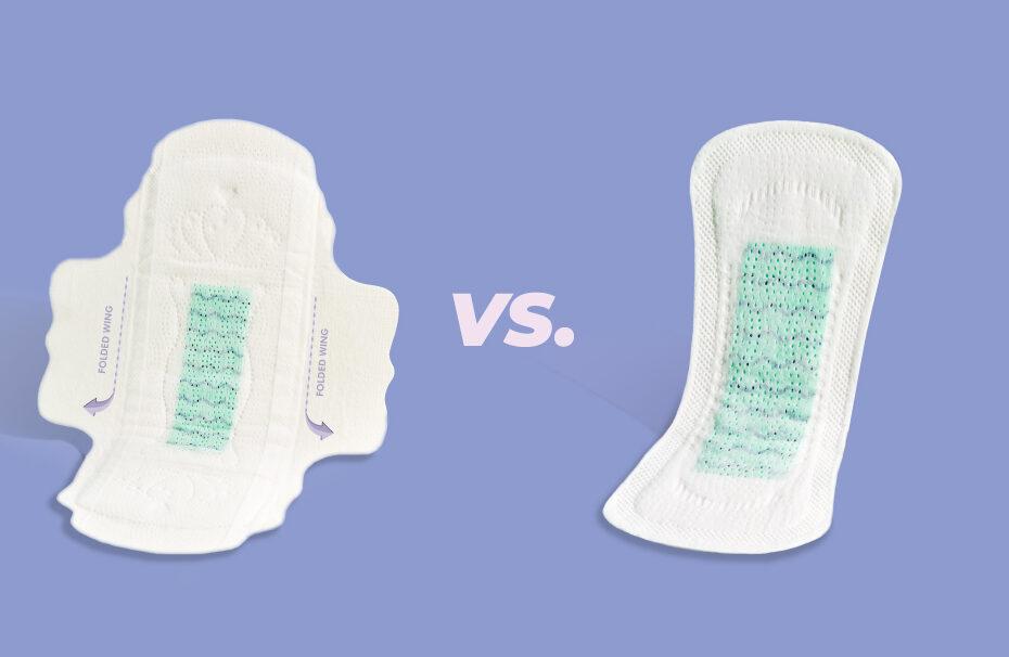 Sanitary Pads and Panty Liner